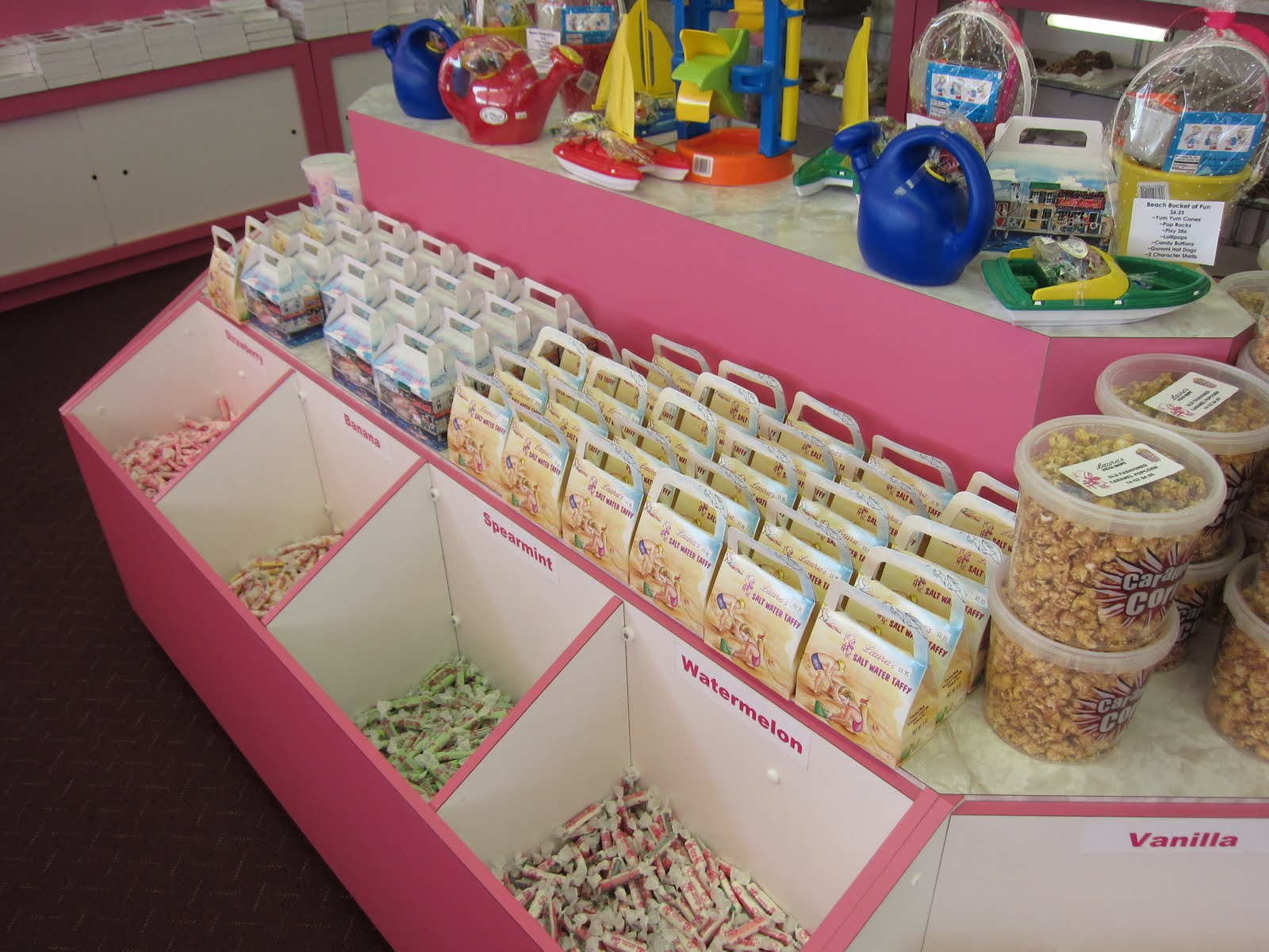 Where Is Darren Now?: Down The Shore: Fudge And Salt Water Taffy