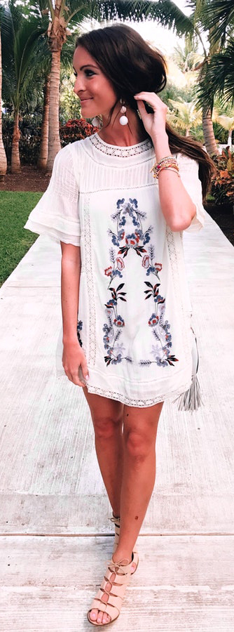 Trending Spring Dresses To Copy Now #spring #dresses