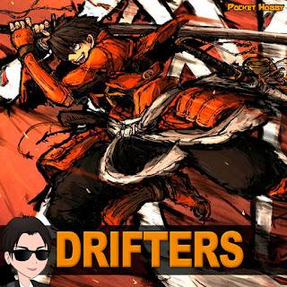 Drifters Ep 2 - Mas pode chamar de Senhor dos Anéis... - Pocket Hobby - www.pockethobby.com.jpg