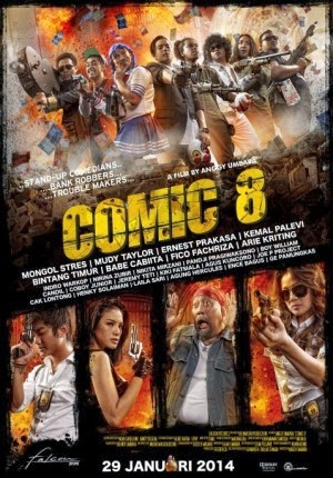Download Comic 8 Full Movie