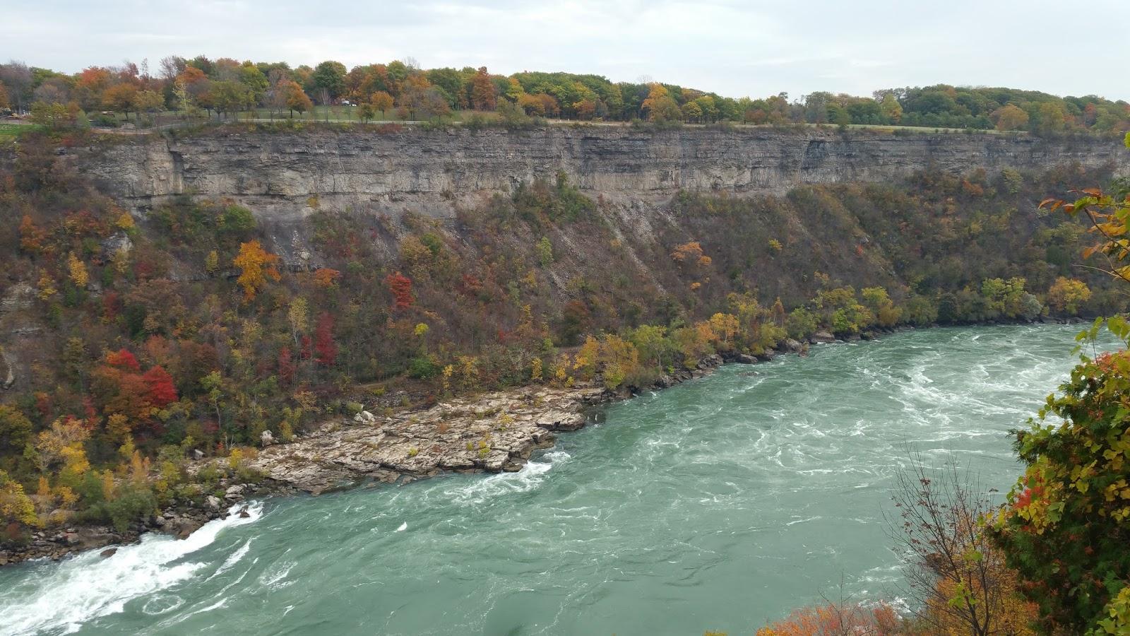 Travel Whirlpool Aero Car, Niagara Falls