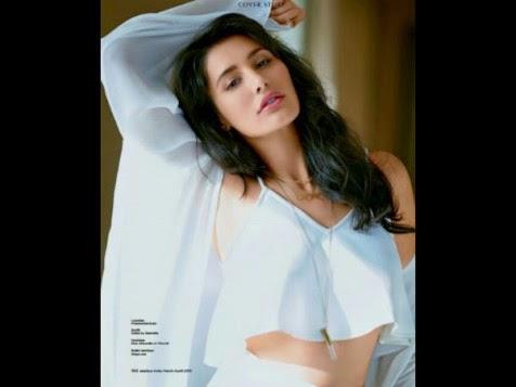 Nargis Fakhri Seductive Photoshoot for Asia Spa Magazine April 2015
