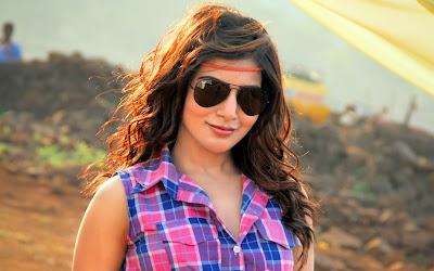 Top South Indain Actress Samantha Ruth Prabhu HD Wallpapers