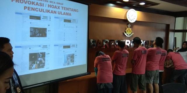 Tersangka Sindikat MCA Terancam Penjara 2,5 Kali lipat lebih Berat dari Jonru Ginting