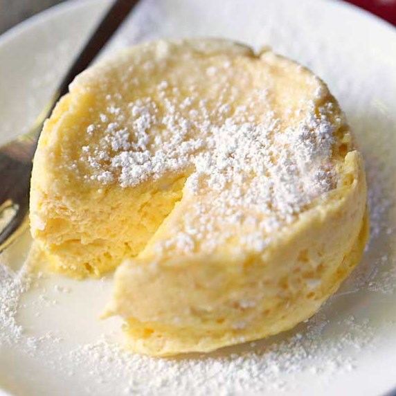 Microwave Cheesecake #healthydesserts #dietfood