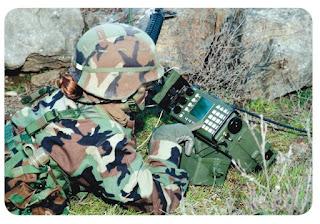 Носимая система радиотехнической разведки AN/PRD-13(V)2