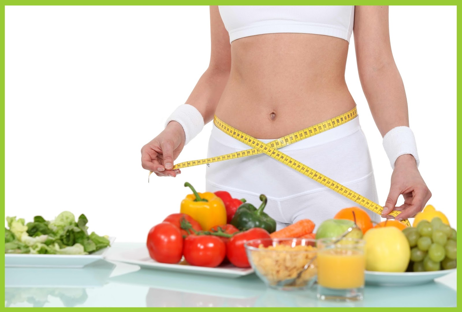 How to lose tummy fat without losing weight
