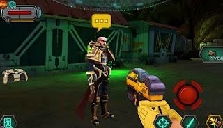 Permainan Tembakan Tembakan Android Bounty Hunter