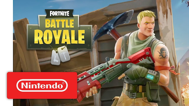 Fortnite para Switch es casi una realidad