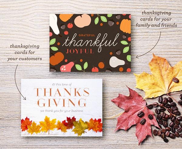Thanksgiving card colourmoves