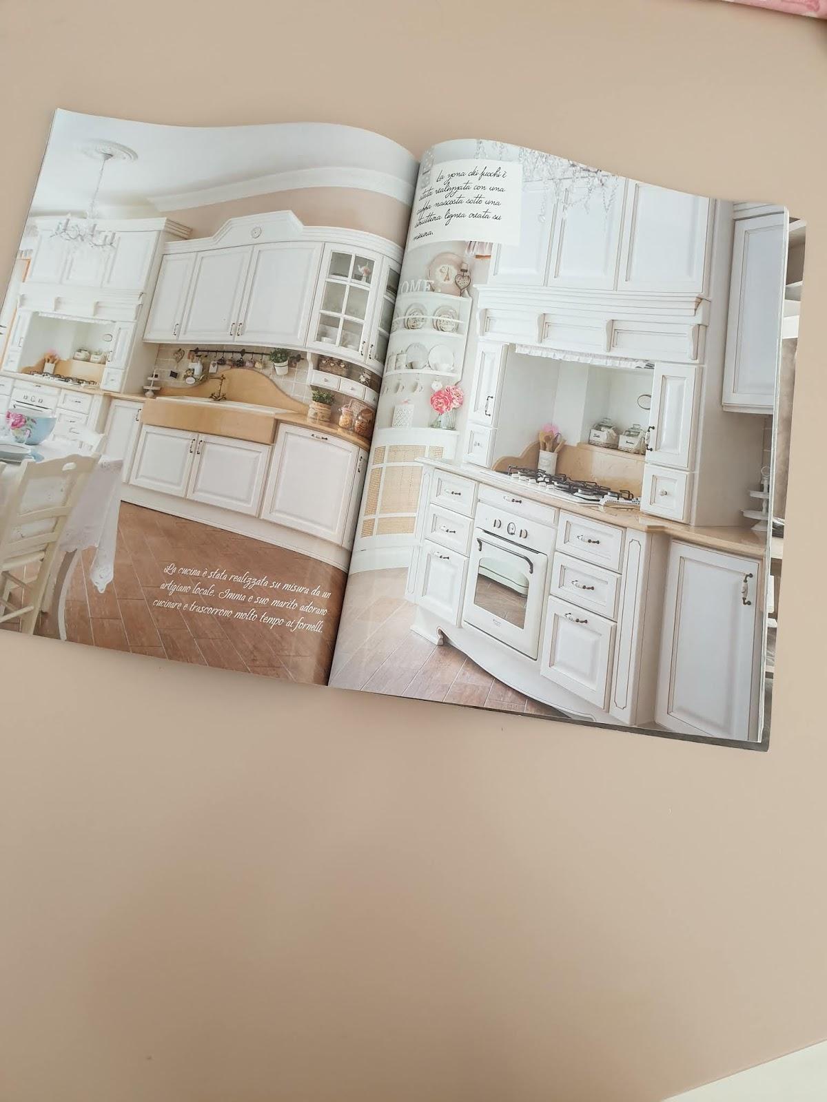 aa2d6f2bc644 Una cucina molto particolare che ha attirato l attenzione della rivista di  arredamento