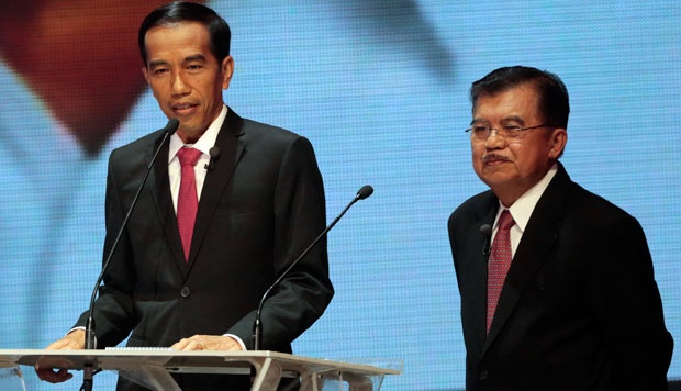 JK 'Menampar Muka' Jokowi?