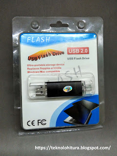generic otg usb flash drive packaging