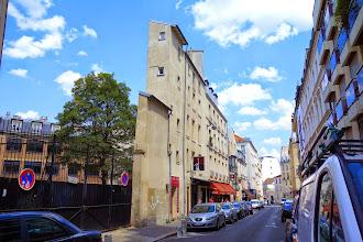 Paris : L'immeuble du 14 rue Thouin, une curiosité architecturale - Vème