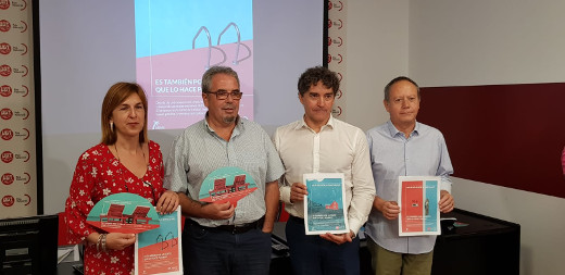Turisme colabora en la nueva campaña contra la precariedad laboral en el sector turístico valenciano puesta en marcha por UGT PV