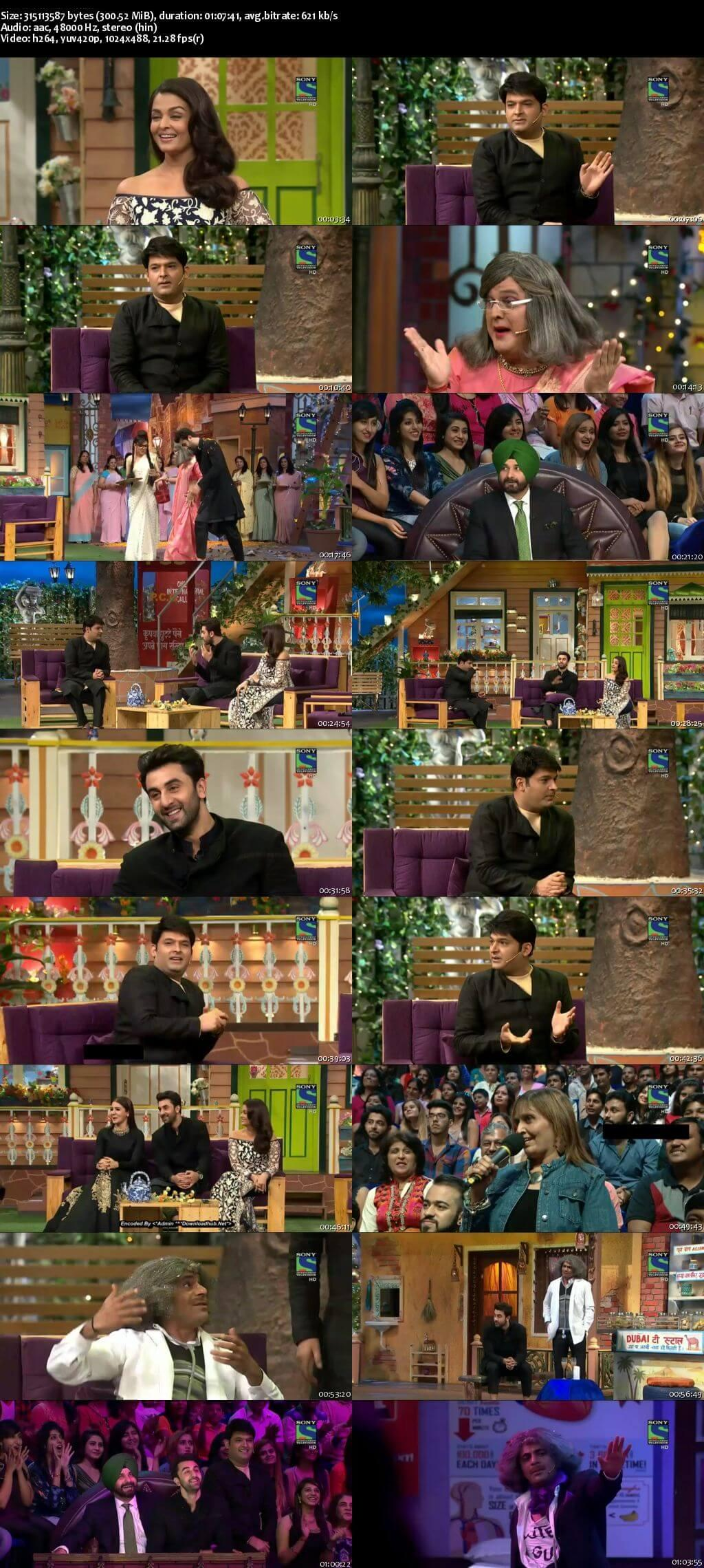 The Kapil Sharma Show 22nd Oct 2016 Episode 53