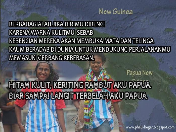 AKAR RASISME TERLETAK DALAM TUBUH INSTITUSI PEMERINTAH INDONESIA