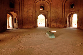 Adam Khan's Tomb