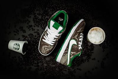"""high fashion official los angeles KIX & LIDZ: Nike SB Dunk Low Premium """"Starbucks"""""""