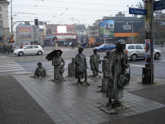 Оригинальные статуи и скульптуры со всего мира