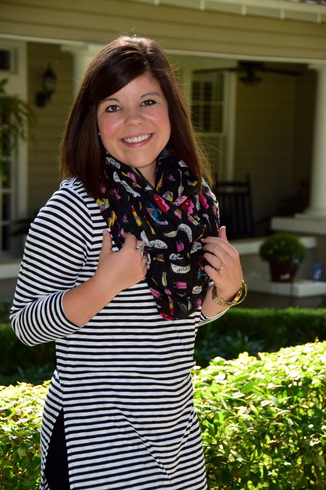 Old Navy Striped Tunic