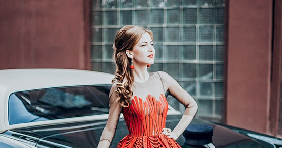 RUSSIAN FASHION BLOGGERS LUXE PROJECT | BeautyMarkLady