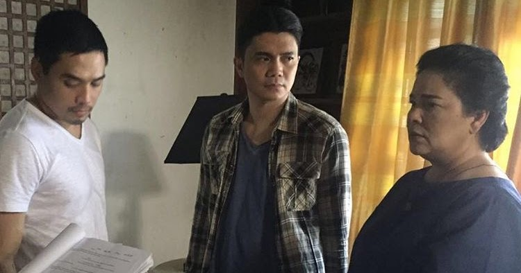 Fashion Pulis Insta Scoop James Blanco Vhong Navarro And Jaclyn Jose Prepare For Scene In