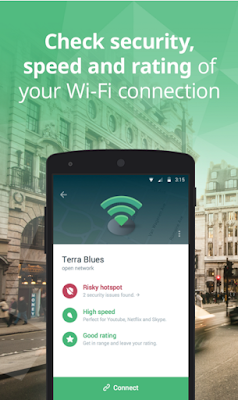 Avast WiFi Finder & Passwords for Android app free download images3