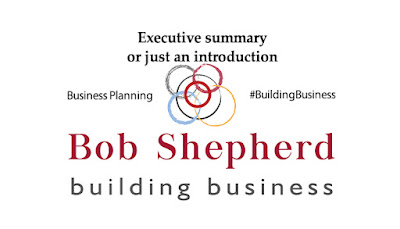 Bob Shepherd Associates article image | Executive summary or just an introduction