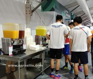 Beginilah Tugas Tim Nutrisi Sebagai Kontingen Kebaikan di Asian Games 2018