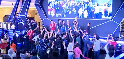 Kalahkan SES Glorious, EVOS Resmi Juara AoV Indonesia