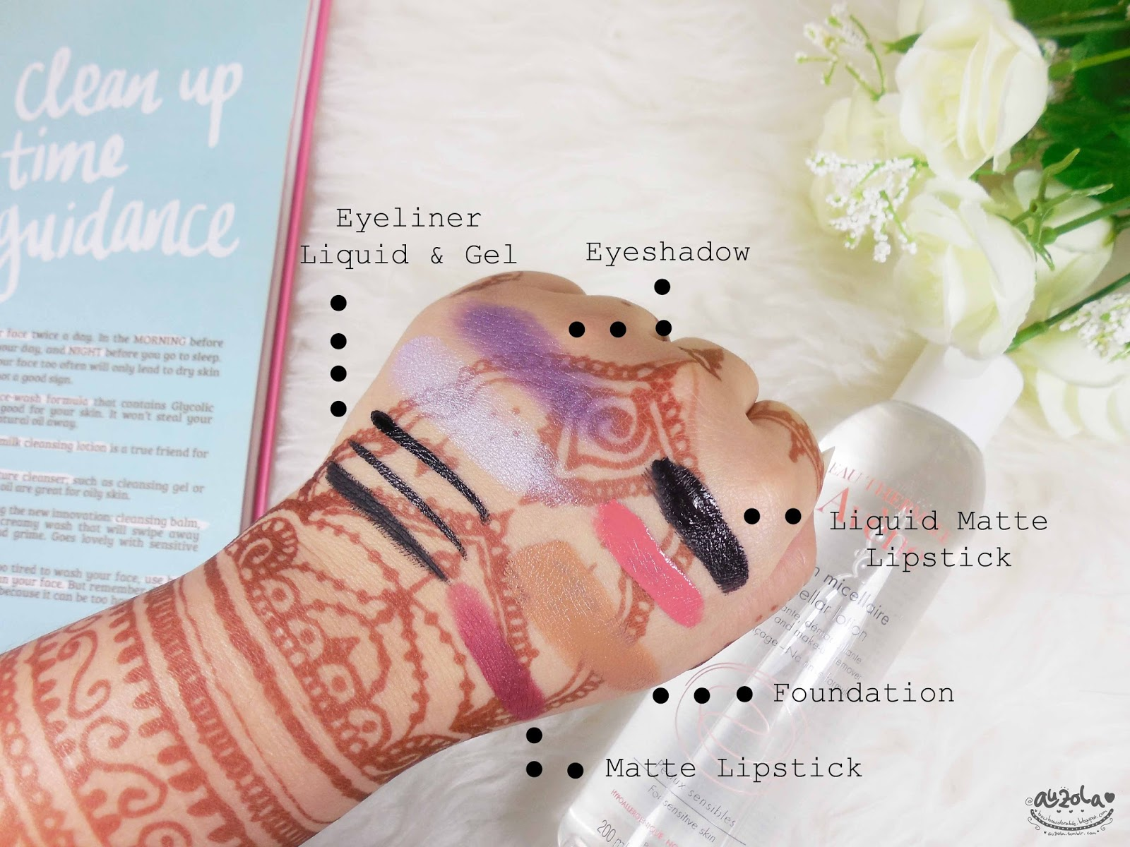 Rainbowdorable By Auzola Indonesian Beauty Blogger Review Eau