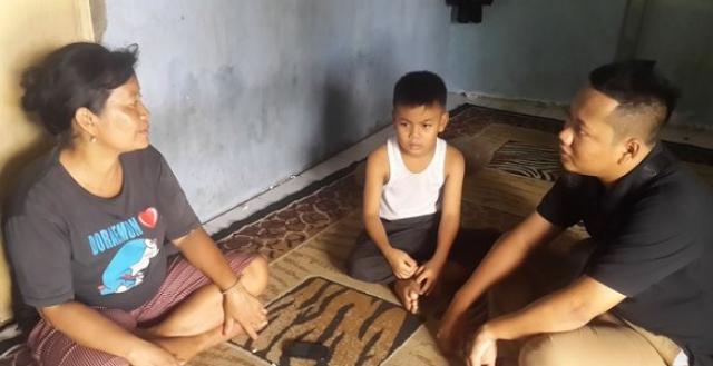 Bocah 8 Tahun Pilih Jadi Mualaf