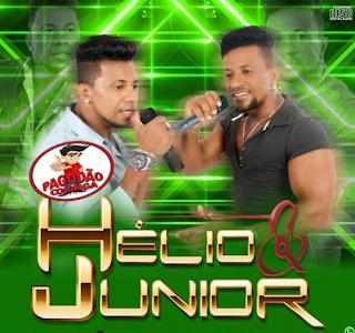 HELIO & JUNIOR - CD PROMOCIONAL DE MAIO - STUDIO [2016]