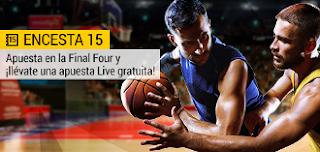 bwin apuesta 30 euros final four y 15 euros gratis live 18-21 mayo