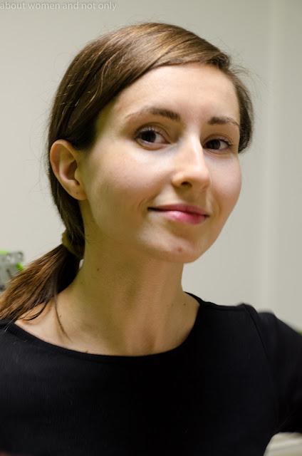 Mihaela Pojogu, blogger, trateaza punctele negre.