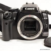 Canon EOS 400D / Digital Rebel XTi / Kiss Digital X Reference