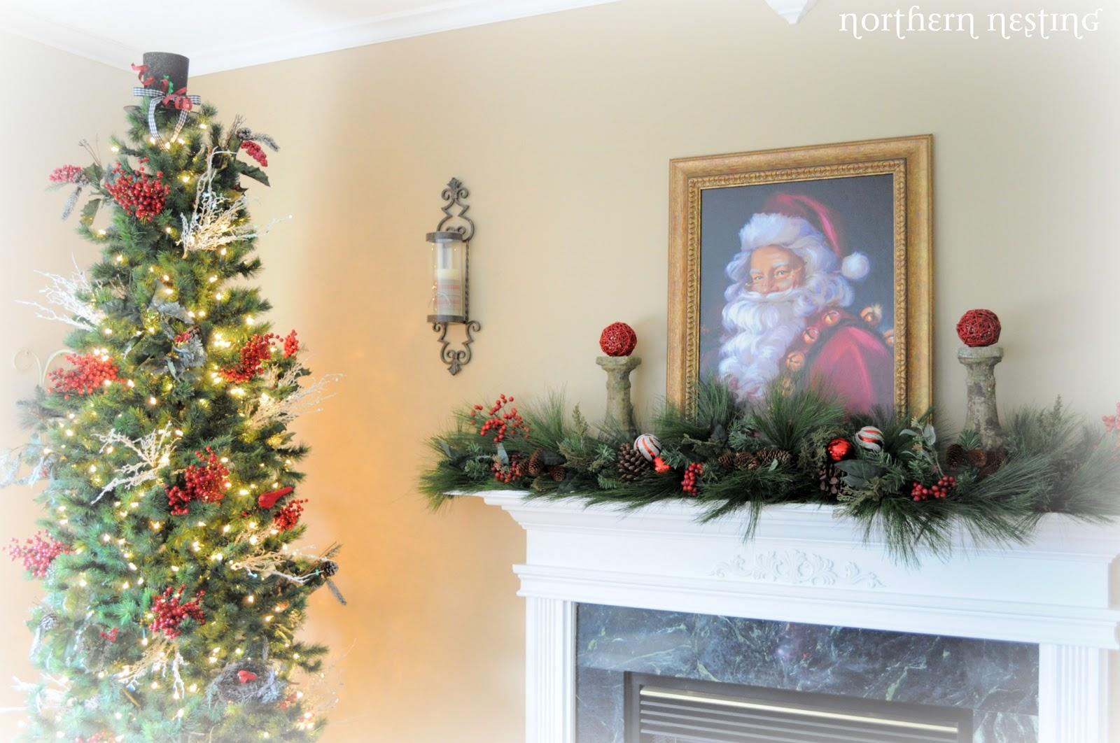 Northern Nesting: Oh Christmas Trees