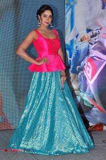 Actress Angana Rai Picture Gallery at Chal Chal Gurram Audio Release  0263.JPG