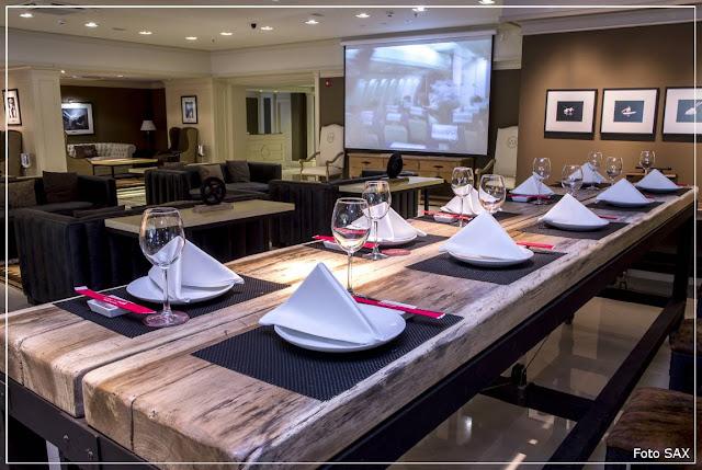 Caviar e Sushi Bar  no SAX Palace em Ciudad del Este