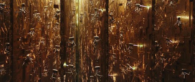 Efectos especiales en la película Valerian y la ciudad de los mil planetas ha sido dirigida por Luc Besson