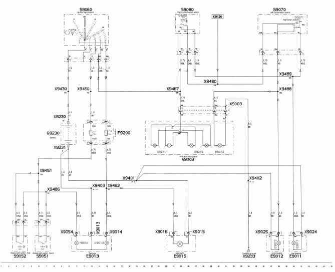 BMW R1150GS Electrical Circuit Diagrams Wiring Diagram Service