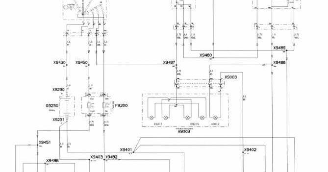 BMW R1150GS Electrical Circuit Diagrams