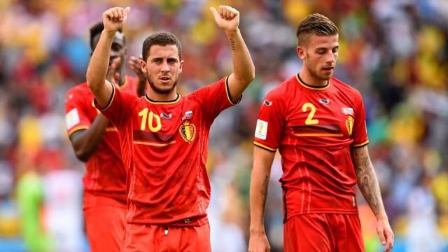 Swiss vs Belgia