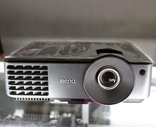 harga proyektor bekas benq ms500p