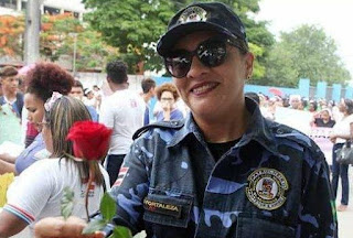 Guarda Municipal de Alagoinhas poderá ser comandada por Renata Fortaleza