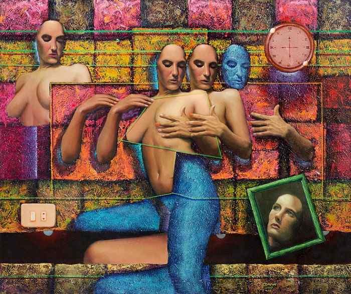 Перуанский художник