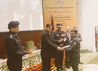 15th Raising Day: NDRF