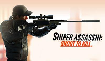 Download Sniper 3D Assassin Mod Apk + Data Terbaru For Android [Unlimited Money]