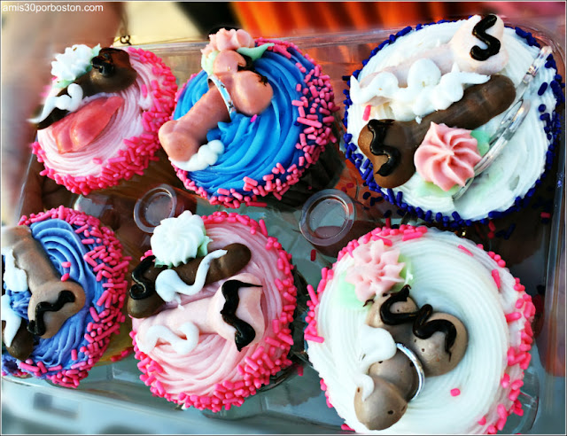 Cupcakes Despedida Soltera Boston